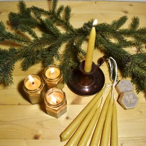 Hand-Dipped Candle Making Kit